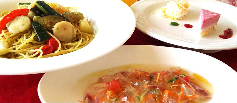 TATEYAMAイタリア食堂