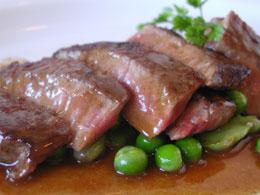 Carne Pesca(肉・魚料理)