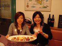 パーティや宴会にイタリア食堂をご利用ください。